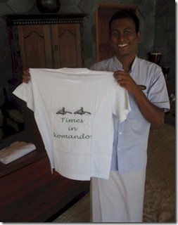 Komandoo - tshirts repeater