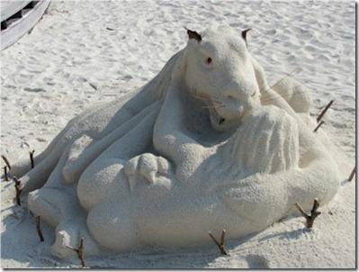 Kuredu sandcastle 1