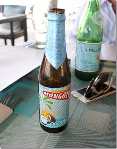 Kurumba - Mongozo cocnut beer