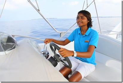 Kurumba - boat captain