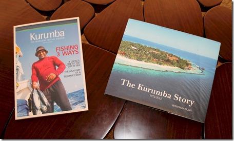 Kurumba - book and magasine