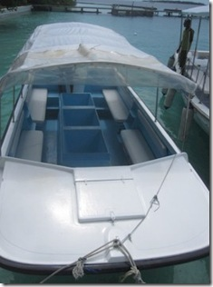 Kurumba glass bottom boat 2