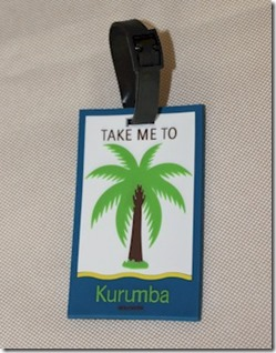 Kurumba luggage tags
