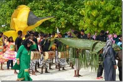 LUX Maldives - whale shark festival