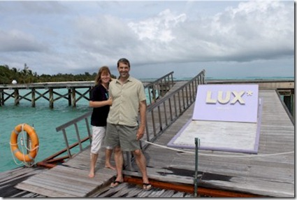LUX Maldives tour 3