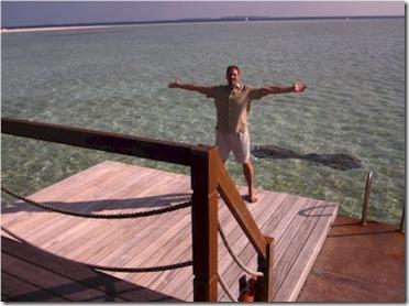 Landaa Giraavaru Water Villa