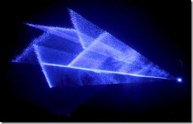 Maafushivaru laser show 1
