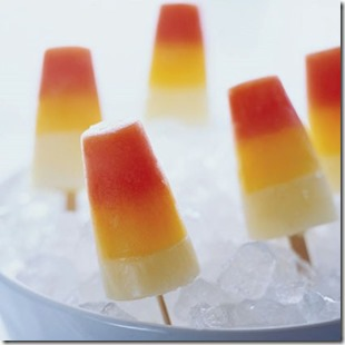 Maldives - not seen - frozen juice pops