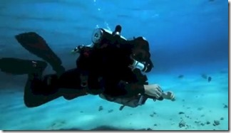 Maldives - not seen - rebreather