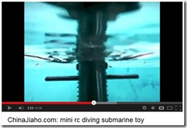 Maldives - submersible submarine
