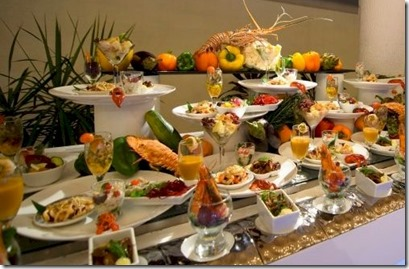 Maldives Buffet