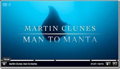 Martin Clunes Man to Manta