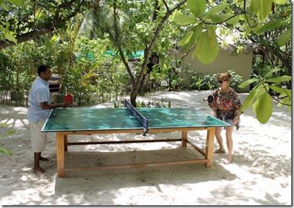 Mirihi table tennis