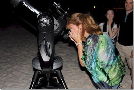Mirihi telescope