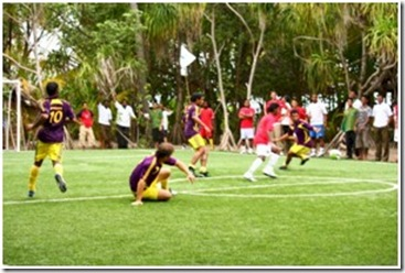 Mirihi Astro-Turf Football Pitch