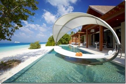 NIYAMA pool hammock