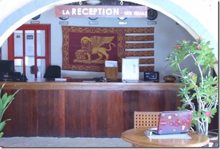 Nika reception