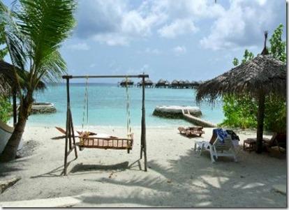 Nika villa beach