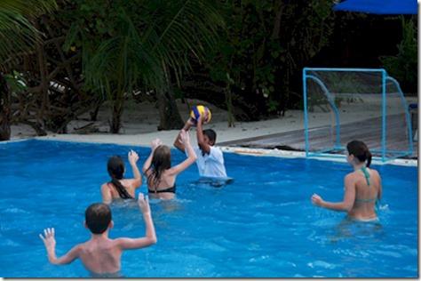 Olhuveli - water polo 2
