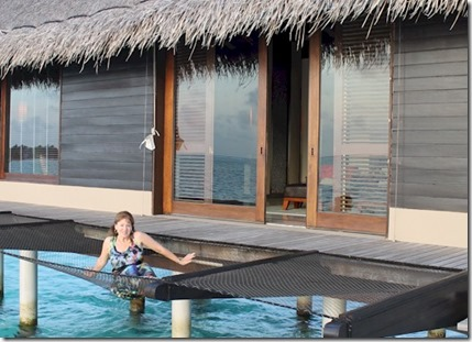 One and Only Reethi Rah Eco-doors