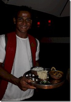 One and Only Reethi Rah Maldivian curry