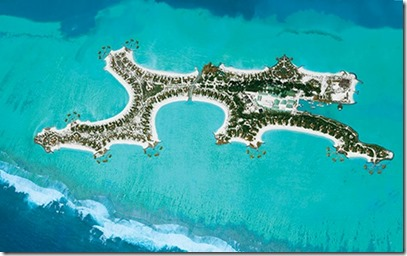 One and Only Reethi Rah aerial
