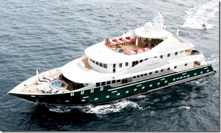 One and Only Reethi Rah yacht safari boat