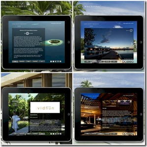 PArk Hyatt Hadahaa - ipad apps
