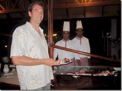 Palm Beach sushi