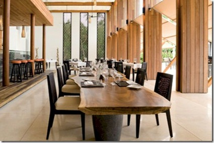 Best Of The Maldives: Dining Table – Park Hyatt Hadahaa - Maldives
