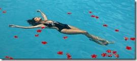 Pool petals