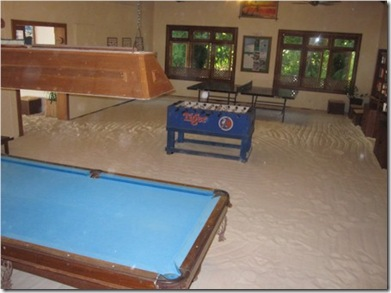 Reethi Beach games room