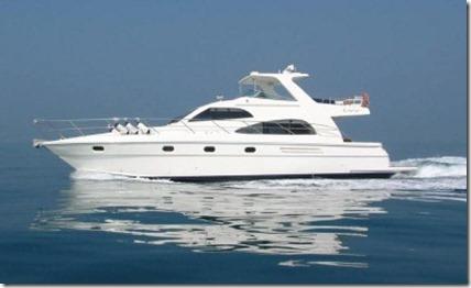 Reethi Rah yacht Gulf Craft