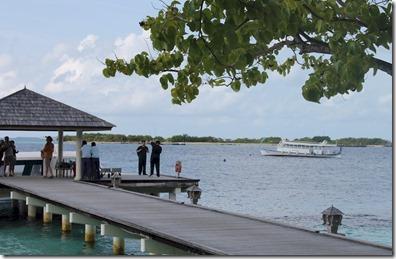 Royal Island - boat harbour
