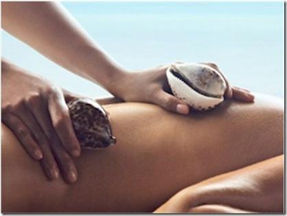 Shangri-La Villingili Cowry Shell Experience