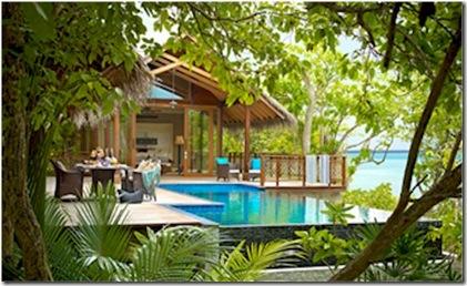 Shangri-La Villingili Tree House
