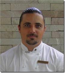 Sheraton Full Moon Chef Garth Welsh