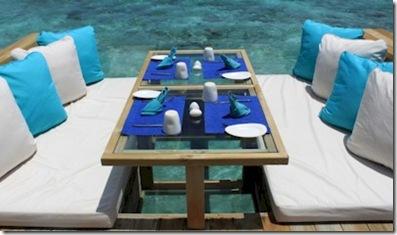 Six Sense Laamu Carbon Free Dining