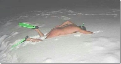Snorkeling in Michigan