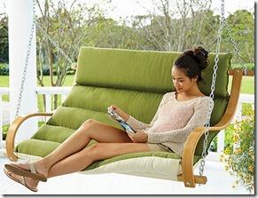 Sofa hammock