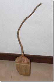 Soneva Fushi broom