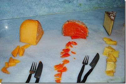 Soneva Fushi cheese