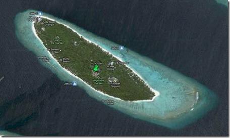 Soneva Fushi house reef