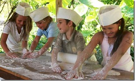 Soneva Fushi kids cooking 2