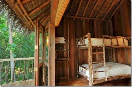 Soneva Fushi treehouse