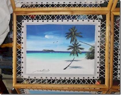 Sun Island artist