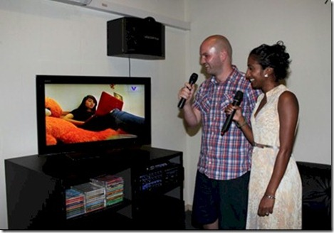 Sun Island private karaoke rooms 1