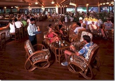 Sun Island lounge