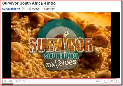 Survivor South Africa 4 Intro