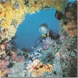 Tim Godfrey Gaafu Alifu cave